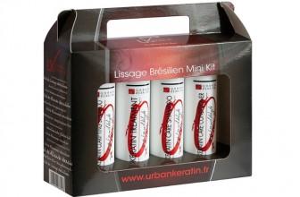 Urban Keratin kit de lissage brésilien : test et avis sur ce produit de lissage brésilien